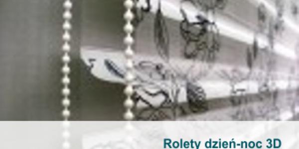 Rolety Dzień / noc 3D