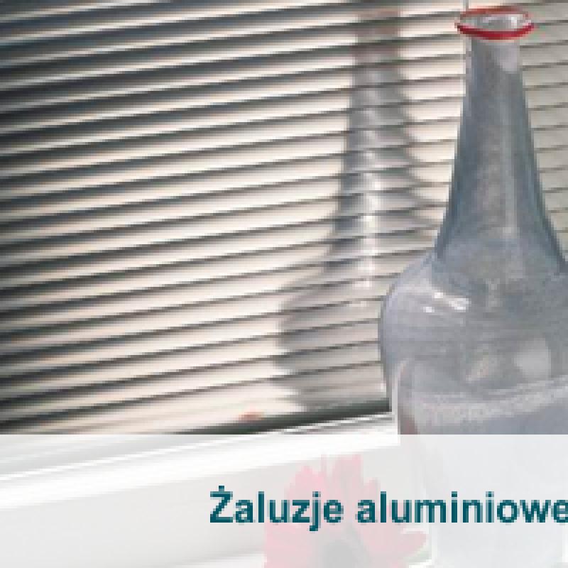 Żaluzje aluminiowe 16 mm